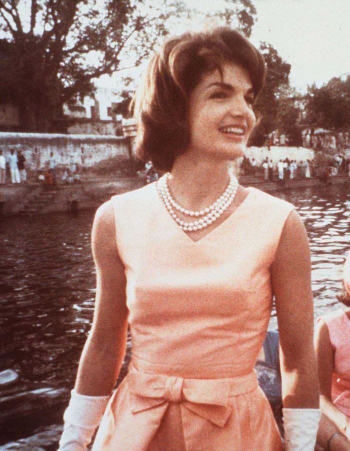 jackie kennedy itin raire d une mythique first lady elle. Black Bedroom Furniture Sets. Home Design Ideas