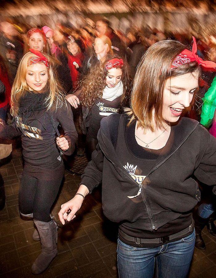 One Billion Rising : des milliers de femmes ont rejoint la danse