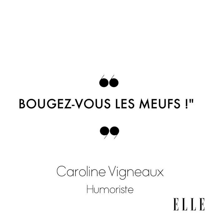 Caroline Vigneaux, humoriste