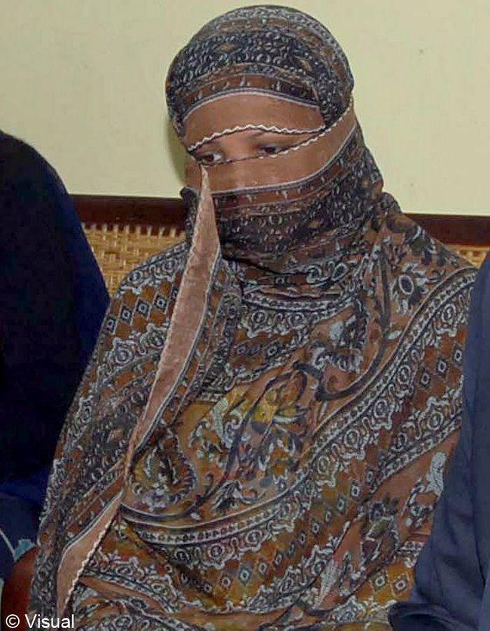 Asia Bibi, son époux demande l'asile politique pour elle