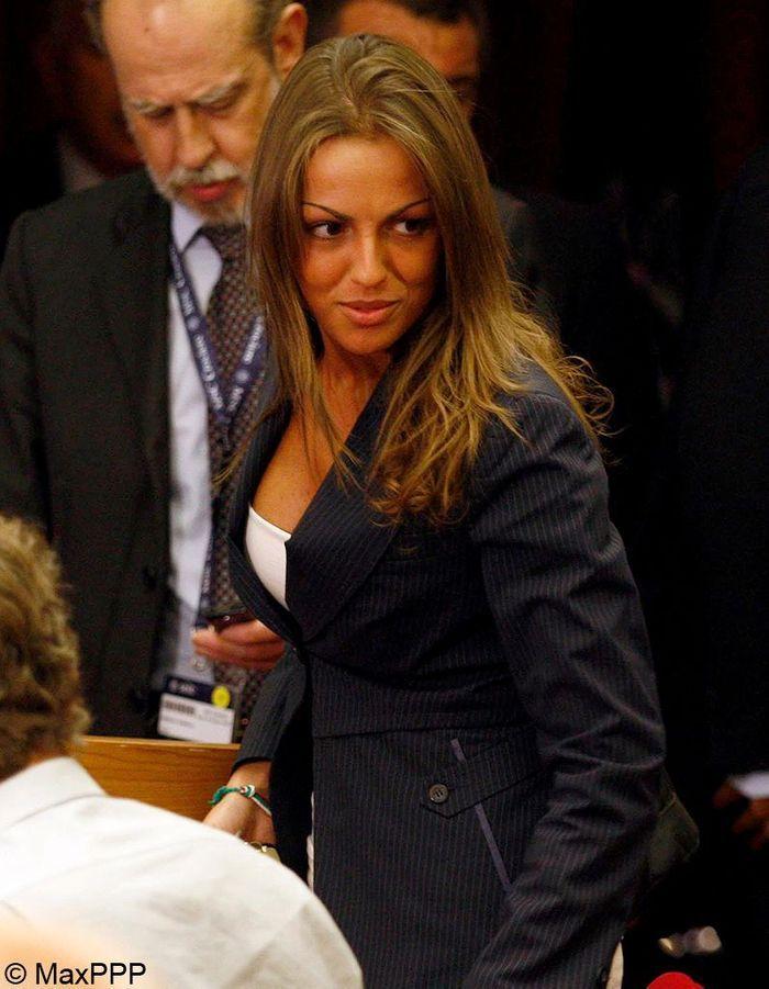 Francesca Pascale, la nouvelle fiancée du « Cavaliere »