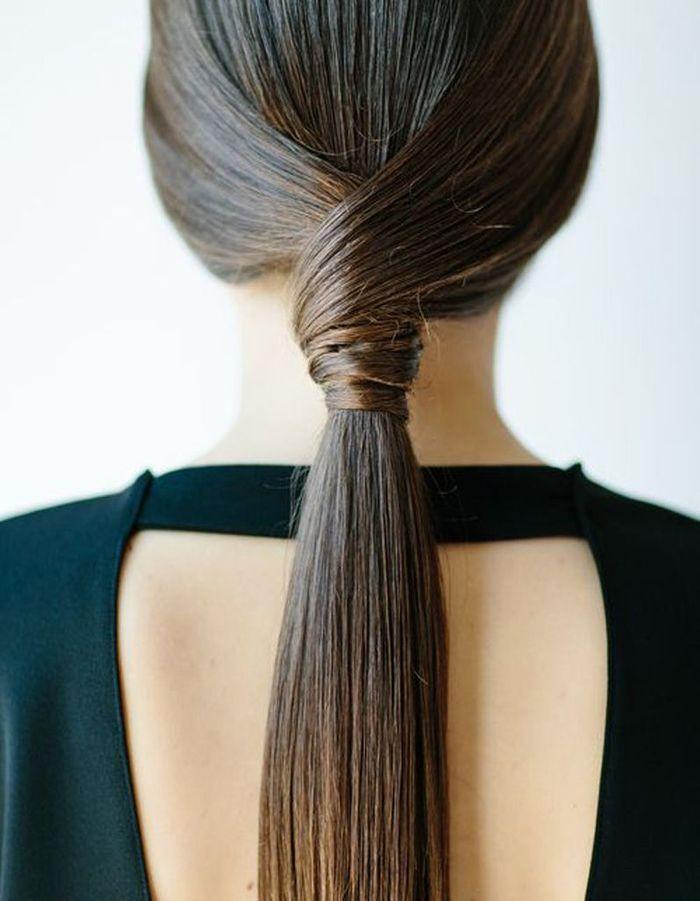 Coiffure simple  les plus belles coiffures simples - Elle