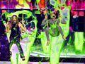 Les photos des stars couvertes de slime aux Nickelodeon Kids' Choice Awards !