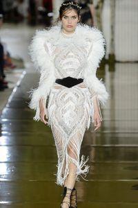 Défilé Zuhair Murad Haute Couture Automne-Hiver 2017-2018