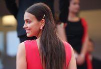 Cannes 2018 : Irina Shayk, Chiara Mastroianni, elles font de la barrette l'accessoire star du tapis rouge