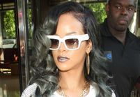 Coiffure : Rihanna voit la vie en gris !