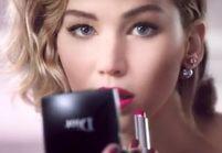 #PrêtàLiker : découvrez la première vidéo de Jennifer Lawrence pour Dior Addict