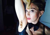 Madonna, fière de ses poils aux aisselles !