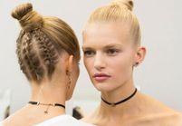 Neck braids : et si on se tressait les cheveux comme au défilé Dior ?