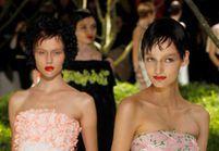 Dior haute couture : des mises en beauté qui buzzent