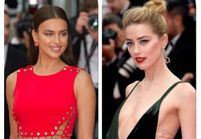 Cannes 2018 : concours de sensualité entre Irina Shayk et Amber Heard