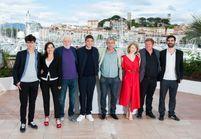 Cannes 2016 : séance photo pour les acteurs de « Rester Vertical »