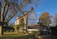 Une jolie maison, entre esprit campagne et récup'