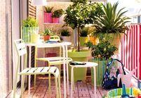 Design, vintage, pop : trouvez la terrasse qu'il vous faut !