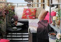 5 astuces pour profiter de son balcon l'hiver