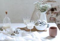 Une jolie table pour Pâques