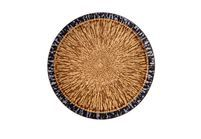 L'objet déco du jour : des assiettes en émail comme des bijoux
