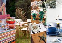 Une table d'été aux 4 coins de la France