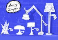 50 lampes objets pour s'éclairer avec style
