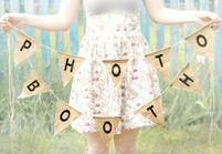 Créez votre Photobooth de mariage selon votre style
