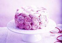 Recettes de gâteau d'anniversaire