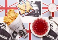 12 recettes made in England