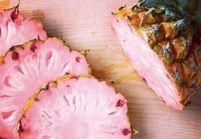 L'ananas rose, la nouvelle lubie des foodistas