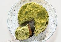 La recette du Cheese-cake au thé matcha