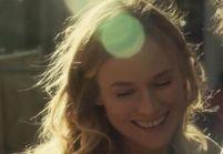 Diane Kruger, lumineuse dans le dernier clip de Rover