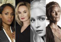 Les 10 héroïnes de séries qui nous inspirent !