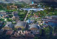 Disneyland Paris s'agrandit : de nouveaux mondes en construction !