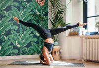 Profitez d'un cours de yoga à domicile et de 80 € de bon d'achat sur l'appli Popmyday