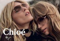It pièce : les lunettes seventies de Chloé