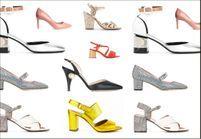 20 chaussures à talons (qui ne font pas mal aux pieds)