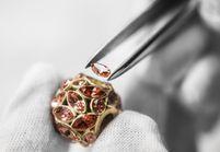 #PrêtàLiker : découvrez les secrets de fabrication des boucles d'oreilles « Dior Tribales » de Dior