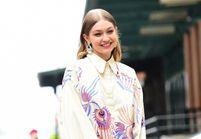 La robe de mariée de Gigi Hadid nous fait de l'oeil