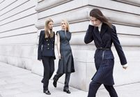 Campagne Zara automne-hiver 2013 : vive les fashionistas minimalistes