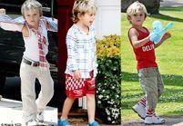 Gwen Stefani : son fils Kingston, nouvelle icône fashion !