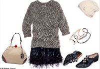 Le look de la semaine: la jupe charleston