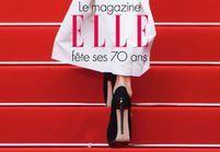ELLE fête ses 70 ans : le numéro collector en kiosque mardi