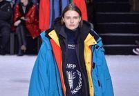 Fashion week de Paris - Balenciaga : Think Big