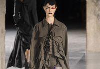 Fashion Week de Paris : suivez le défilé Yohji Yamamoto en direct à 20h30