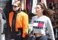 L'instant mode : Belgie, la ligne rose de Bella et Gigi Hadid