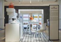 L'instant mode : les sacs Delvaux s'offrent un pop-up « Cool Box Kitchen » au Bon Marché