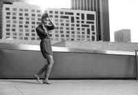 L'instant mode : quand Lily Aldridge joue les stars pour Michael Kors