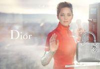 Marion Cotillard futuriste dans la nouvelle campagne de Lady Dior