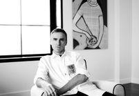 Raf Simons, nouveau directeur de la création de Calvin Klein