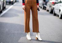 Street style : les bottines blanches envahissent les rues