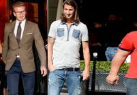 David Beckham-Zlatan Ibrahimovic: le match des titans!