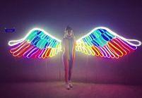 Découvrez les photos à couper le souffle des stars au festival Burning Man !